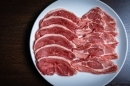 『急速凍結/北海道産熟成羊(マトン)/ロースとモモの食べ比べ100g×2種』真空パック