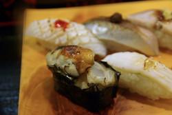 牡蠣とたこ