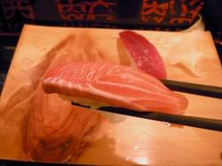 普通のお寿司もおいしいですよ