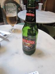 いつものタスマニア島のビールの写真(うまい!)